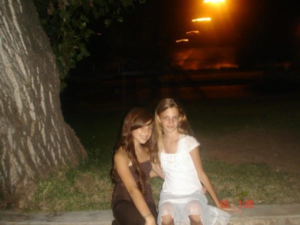 OoOo---- CeLE: Yo Y Mi Amigueta Sofi